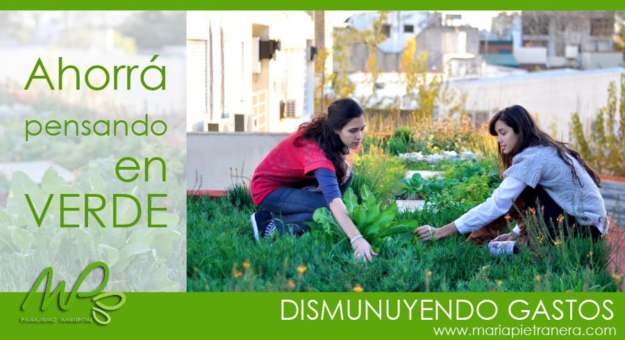María Pietranera Ahorrar sumando Verde