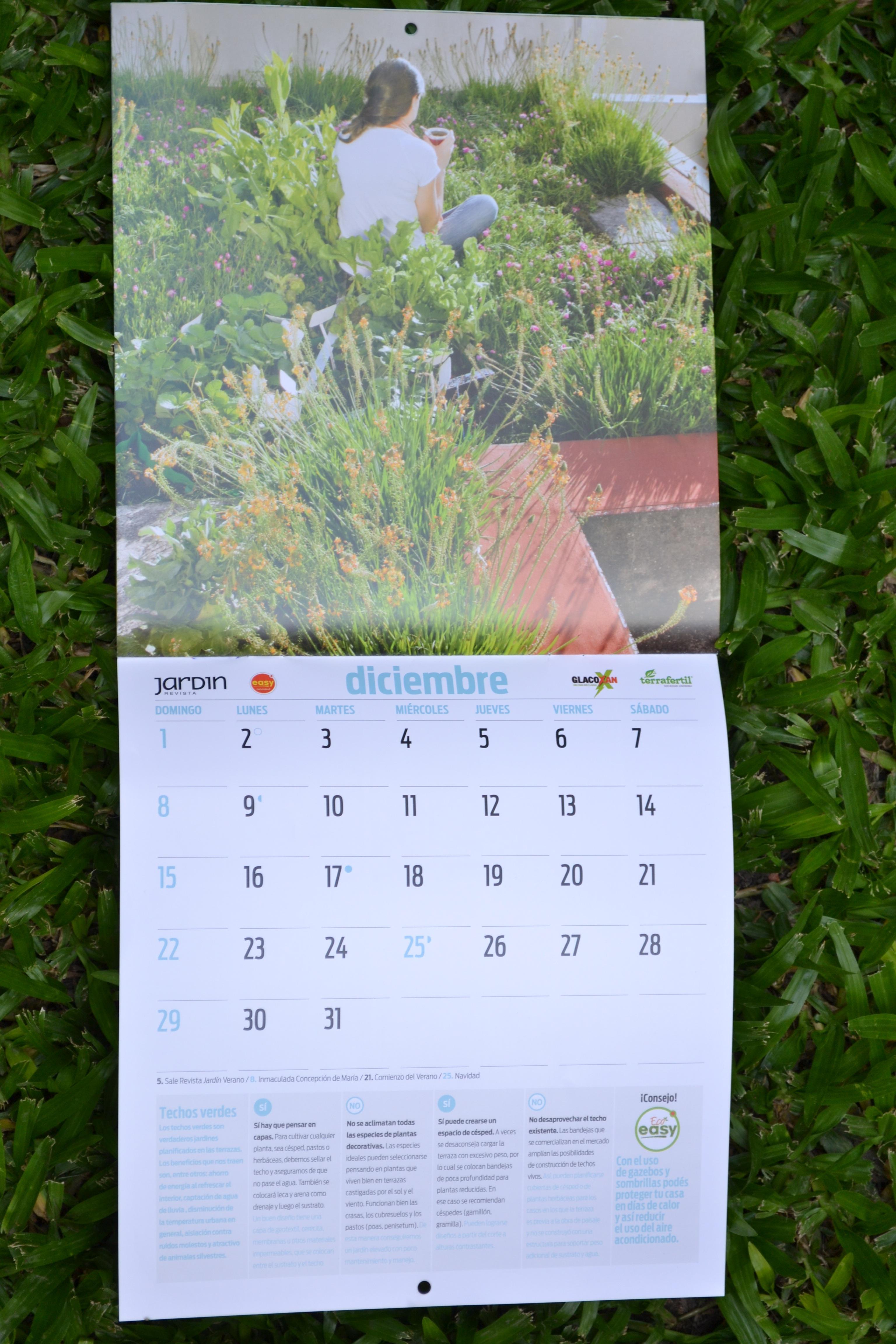 Calendario Maria Pietranera