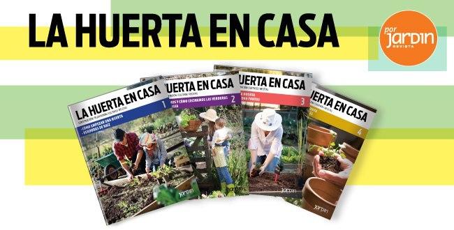 Suplemento La Nación: La huerta en casa